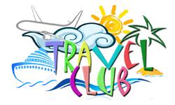 Tourism Travel Club Logo